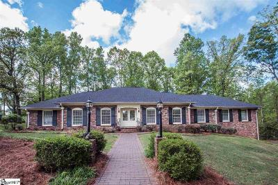 Greer Single Family Home Contingency Contract: 310 Phillips