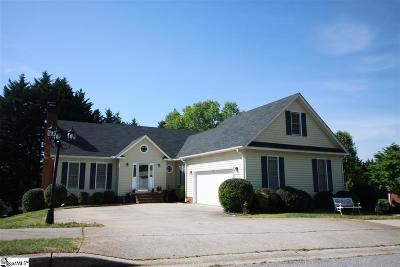 Travelers Rest Single Family Home For Sale: 103 Newkirk