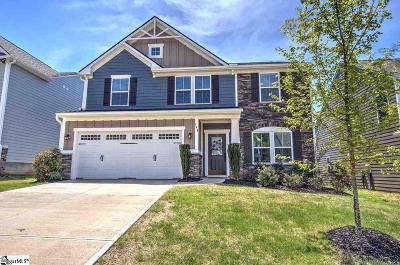 Greenville County Single Family Home Contingency Contract: 143 Belshire