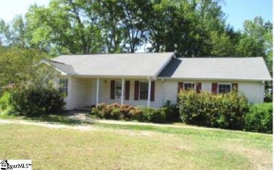 Travelers Rest Single Family Home For Sale: 103 Poplar