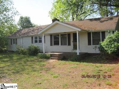 Piedmont Single Family Home For Sale: 216 Roper