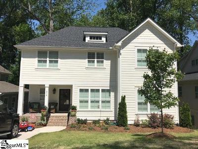 Augusta Road Single Family Home Contingency Contract: 216 Cammer