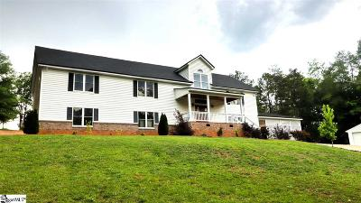 Easley Single Family Home For Sale: 140 Homestead