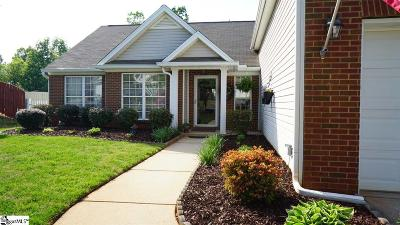 Greenville Single Family Home Contingency Contract: 49 Brockmore