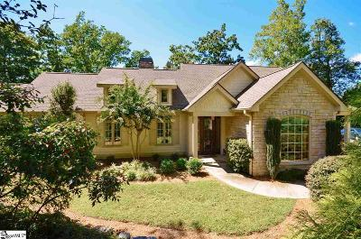 Travelers Rest Single Family Home For Sale: 18 Hardy Ridge