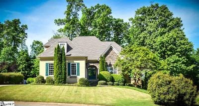 Greenville County Single Family Home Contingency Contract: 5 Lake Como