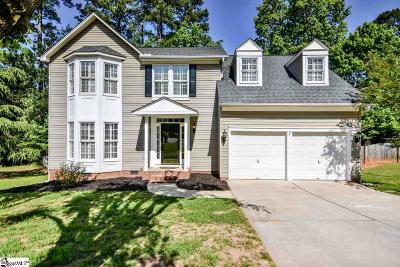 Mauldin Single Family Home Contingency Contract: 10 Leslie