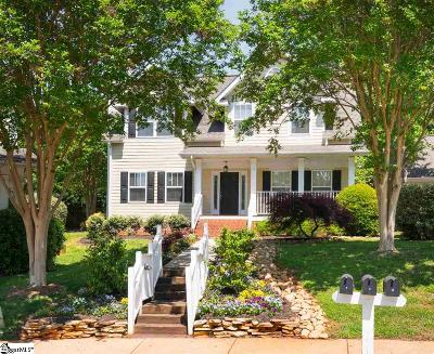 Greenville Single Family Home Contingency Contract: 11 Claret