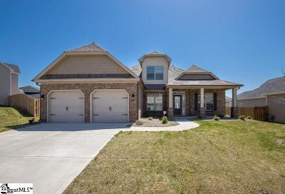 Kings Crossing Single Family Home For Sale: 321 Stoneleigh