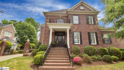Greer Single Family Home Contingency Contract: 711 Lady Hillingdon