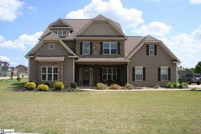 Simpsonville Single Family Home For Sale: 1 Niagara