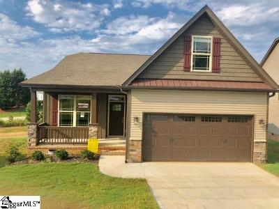 Anderson Single Family Home For Sale: 17 Rosabella