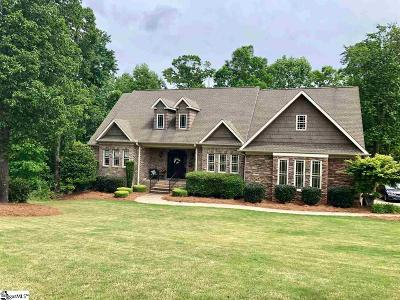 Inman Single Family Home For Sale: 330 Misty Meadow