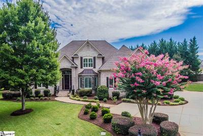 Simpsonville Single Family Home Contingency Contract: 5 Roseberry