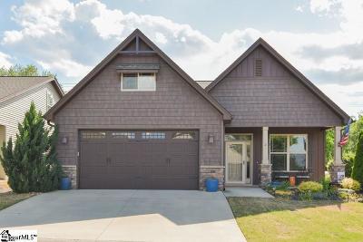 Greenville Single Family Home For Sale: 2 Litten