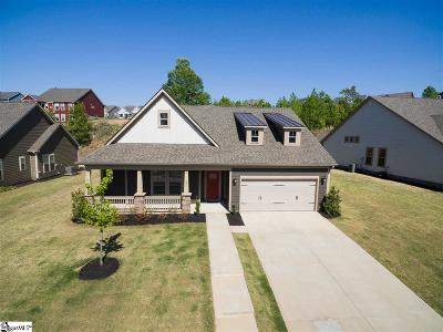 Spartanburg Single Family Home For Sale: 326 Serendipity