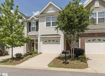 Simpsonville Condo/Townhouse Contingency Contract: 219 Shady Grove