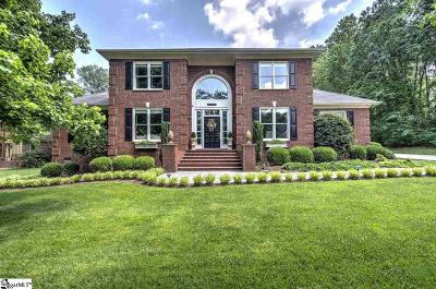 Greenville County Single Family Home Contingency Contract: 16 Country Squire