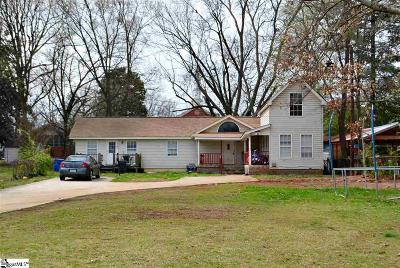 Greenville SC Multi Family Home Contingency Contract: $159,900