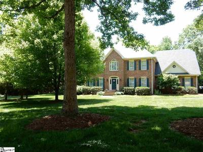 Simpsonville Single Family Home For Sale: 108 Radcliffe