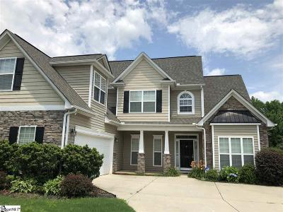 Greenville County Single Family Home For Sale: 310 Cypresshill