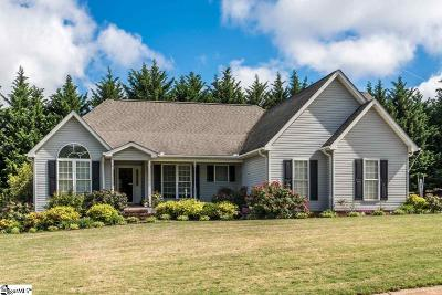 Easley Single Family Home Contingency Contract: 100 Stone Meadow