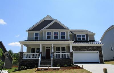 Spartanburg Single Family Home For Sale: 350 Serendipity