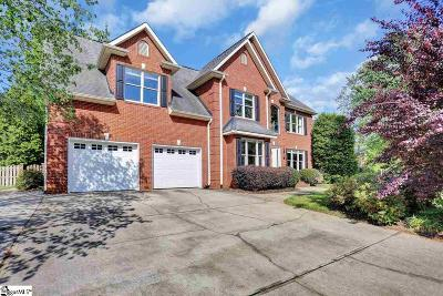 Greer Single Family Home Contingency Contract: 26 Steadman