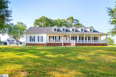 Simpsonville Single Family Home For Sale: 751 Jenkins Bridge