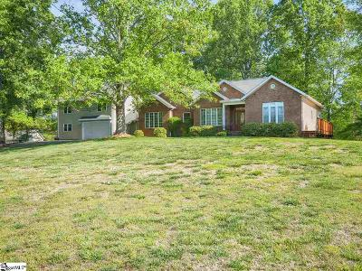 Easley Single Family Home For Sale: 1146 Thomas Mill