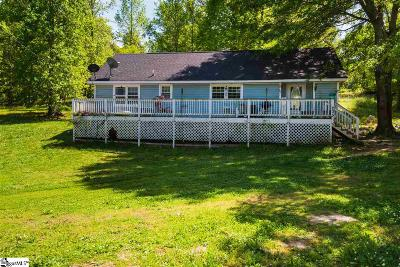 Fountain Inn Single Family Home For Sale: 235 S Moore