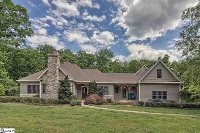 Greenville Single Family Home For Sale: 10 Dawson