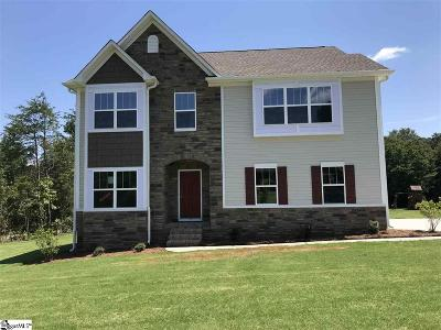 Easley Single Family Home For Sale: 101 New Haven