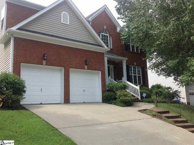 Greenville County Single Family Home For Sale: 223 Northcliff