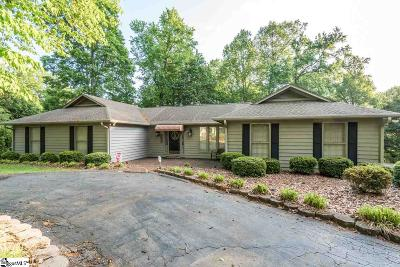Inman Single Family Home For Sale: 706 Lakewinds