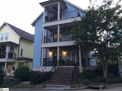 Greenville Rental For Rent: 204 E Park