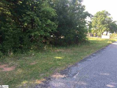 Simpsonville Residential Lots & Land For Sale: 110 Pride