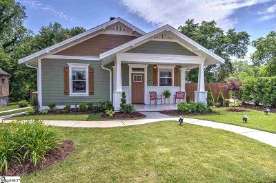 Greenville Single Family Home Contingency Contract: 23 Sullivan