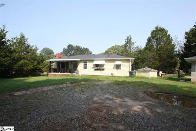 Greenville County Single Family Home For Sale: 555 E Darby