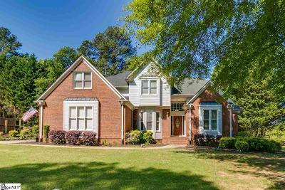 Easley Single Family Home Contingency Contract: 731 Shefwood