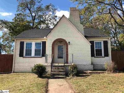 Greenville Single Family Home For Sale: 412 Green
