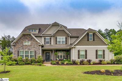 Fountain Inn Single Family Home For Sale: 14 Knotty Pine