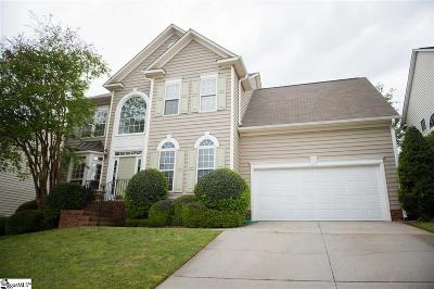 Greenville County Single Family Home Contingency Contract: 108 Belmont Stakes