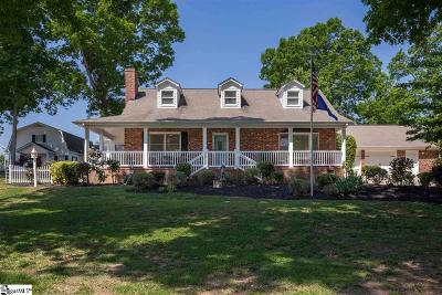 Simpsonville Single Family Home For Sale: 115 Ponderosa