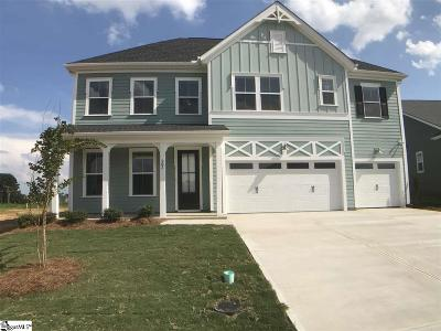 Simpsonville Single Family Home For Sale: 903 Berwick #Lot 71