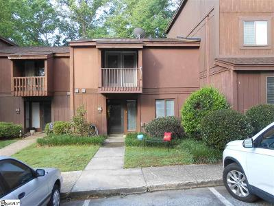 Simpsonville Condo/Townhouse For Sale: 3106 Bethel #Unit 68