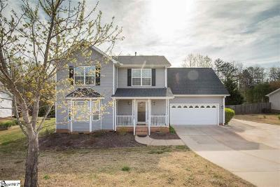 Travelers Rest Single Family Home For Sale: 26 Corey