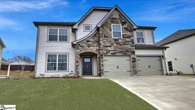 Brentwood Single Family Home Contingency Contract: 217 Granito