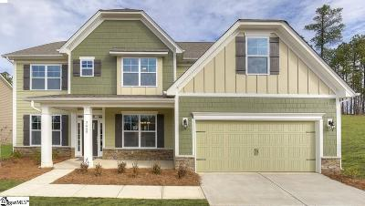 Greenville County Single Family Home Contingency Contract: 805 Abacos