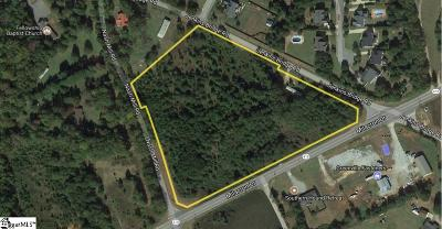 Fountain Inn Residential Lots & Land For Sale: 303 Jenkins Bridge